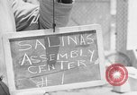 Image of Internment of Japanese Salinas California USA, 1942, second 1 stock footage video 65675046923