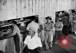 Image of Dining Hall Salinas California USA, 1942, second 9 stock footage video 65675046925