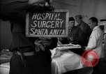 Image of Japanese internment surgery team Santa Anita California USA, 1942, second 3 stock footage video 65675046929