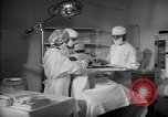 Image of Japanese internment surgery team Santa Anita California USA, 1942, second 10 stock footage video 65675046929