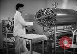 Image of sterilizer in hospital Santa Anita California USA, 1942, second 11 stock footage video 65675046930