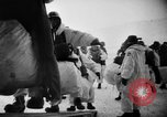 "Image of air borne ""Operation Arctic Night."" Thule Greenland, 1956, second 12 stock footage video 65675046951"