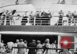 Image of Grace Kelly Atlantic Ocean, 1956, second 9 stock footage video 65675046957