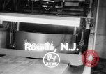 Image of mechanical pin setter Roselle New Jersey USA, 1956, second 5 stock footage video 65675046958