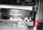 Image of mechanical pin setter Roselle New Jersey USA, 1956, second 6 stock footage video 65675046958