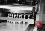 Image of mechanical pin setter Roselle New Jersey USA, 1956, second 7 stock footage video 65675046958