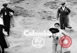 Image of bullfighting Colombia, 1956, second 2 stock footage video 65675046959
