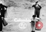 Image of bullfighting Colombia, 1956, second 3 stock footage video 65675046959