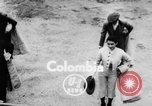 Image of bullfighting Colombia, 1956, second 4 stock footage video 65675046959