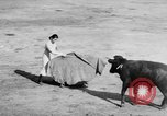 Image of bullfighting Colombia, 1956, second 8 stock footage video 65675046959