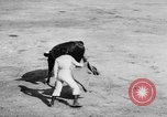 Image of bullfighting Colombia, 1956, second 10 stock footage video 65675046959
