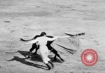 Image of bullfighting Colombia, 1956, second 11 stock footage video 65675046959