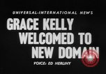 Image of Grace Kelly Monaco, 1956, second 3 stock footage video 65675046961