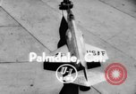 Image of F-10 Starfighter Jet Palmdale California USA, 1956, second 4 stock footage video 65675046964
