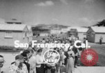 Image of Jim Garner San Francisco California USA, 1956, second 1 stock footage video 65675046965