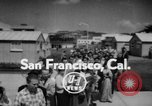 Image of Jim Garner San Francisco California USA, 1956, second 3 stock footage video 65675046965