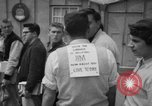 Image of Jim Garner hemophilia San Francisco California USA, 1956, second 4 stock footage video 65675046965