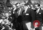 Image of bust of Cordell Hull Washington DC USA, 1956, second 6 stock footage video 65675046966
