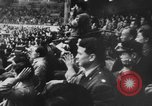 Image of table tennis championship Tokyo Japan, 1956, second 7 stock footage video 65675046967