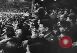 Image of table tennis championship Tokyo Japan, 1956, second 8 stock footage video 65675046967