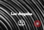 Image of American Legion Los Angeles California USA, 1956, second 2 stock footage video 65675046971
