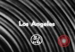 Image of American Legion Los Angeles California USA, 1956, second 3 stock footage video 65675046971