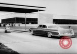 Image of automobile safety show Chelsea Michigan USA, 1956, second 10 stock footage video 65675046972