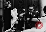 Image of Princess Carolina Monaco, 1957, second 8 stock footage video 65675046977