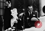 Image of Princess Carolina Monaco, 1957, second 9 stock footage video 65675046977
