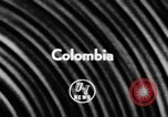Image of Presidents meet Colombia, 1957, second 2 stock footage video 65675046978