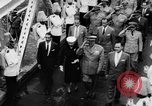 Image of Presidents meet Colombia, 1957, second 12 stock footage video 65675046978