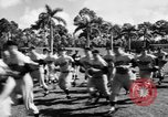 Image of Dodgers and White Sox train Florida United States USA, 1957, second 6 stock footage video 65675046981