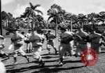 Image of Dodgers and White Sox train Florida United States USA, 1957, second 7 stock footage video 65675046981