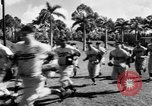 Image of Dodgers and White Sox train Florida United States USA, 1957, second 8 stock footage video 65675046981