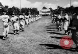 Image of Dodgers and White Sox train Florida United States USA, 1957, second 9 stock footage video 65675046981