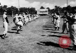 Image of Dodgers and White Sox train Florida United States USA, 1957, second 10 stock footage video 65675046981