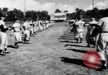 Image of Dodgers and White Sox train Florida United States USA, 1957, second 11 stock footage video 65675046981