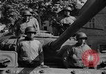 Image of VE Day Weiden Germany, 1945, second 7 stock footage video 65675046984
