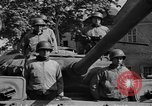 Image of VE Day Weiden Germany, 1945, second 9 stock footage video 65675046984
