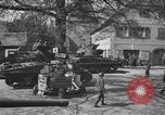 Image of American Ninth Armored Division Weiden Germany, 1945, second 2 stock footage video 65675046985