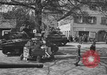 Image of American Ninth Armored Division Weiden Germany, 1945, second 4 stock footage video 65675046985