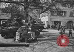 Image of American Ninth Armored Division Weiden Germany, 1945, second 5 stock footage video 65675046985