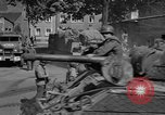 Image of American Ninth Armored Division Weiden Germany, 1945, second 6 stock footage video 65675046985