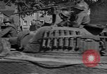 Image of American Ninth Armored Division Weiden Germany, 1945, second 7 stock footage video 65675046985