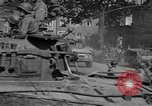 Image of American Ninth Armored Division Weiden Germany, 1945, second 8 stock footage video 65675046985