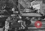 Image of American Ninth Armored Division Weiden Germany, 1945, second 11 stock footage video 65675046985