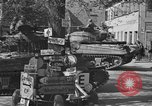 Image of American Ninth Armored Division Weiden Germany, 1945, second 12 stock footage video 65675046985