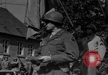 Image of World War 2 Victory in Europe Weiden Germany, 1945, second 1 stock footage video 65675046986