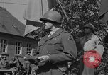 Image of World War 2 Victory in Europe Weiden Germany, 1945, second 2 stock footage video 65675046986