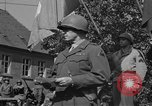 Image of World War 2 Victory in Europe Weiden Germany, 1945, second 4 stock footage video 65675046986